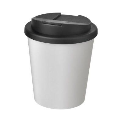 Americano Espresso® 250 ml tumbler with spill-proof lid - Biały