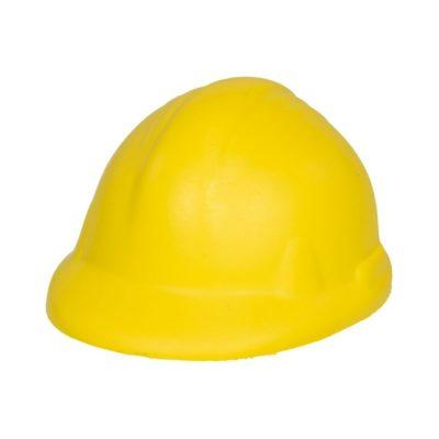 Antystresowy kask Sara - żółty