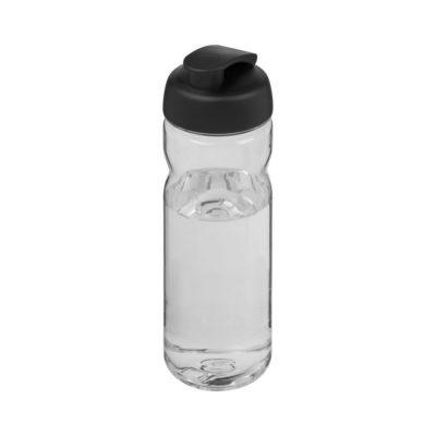 Bidon Base Tritan™ o pojemności 650 ml z wieczkiem zaciskowym - Biały