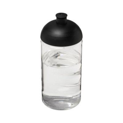 Bidon H2O Bop® o pojemności 500 ml z wypukłym wieczkiem - Biały