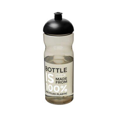 Bidon H2O Eco o pojemności 650 ml z wypukłym wieczkiem