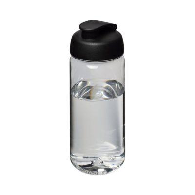 Bidon Octave Tritan™ o pojemności 600 ml z wieczkiem zaciskowym - Biały