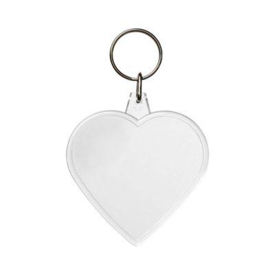 Brelok Combo w kształcie serca