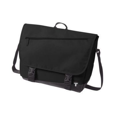 """Dzienna torba na laptop 15"""" - czarny"""