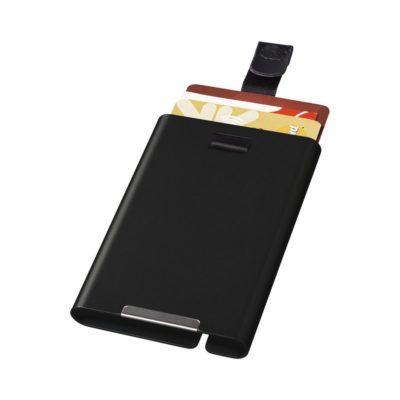 Etui na kartę RFID - czarny