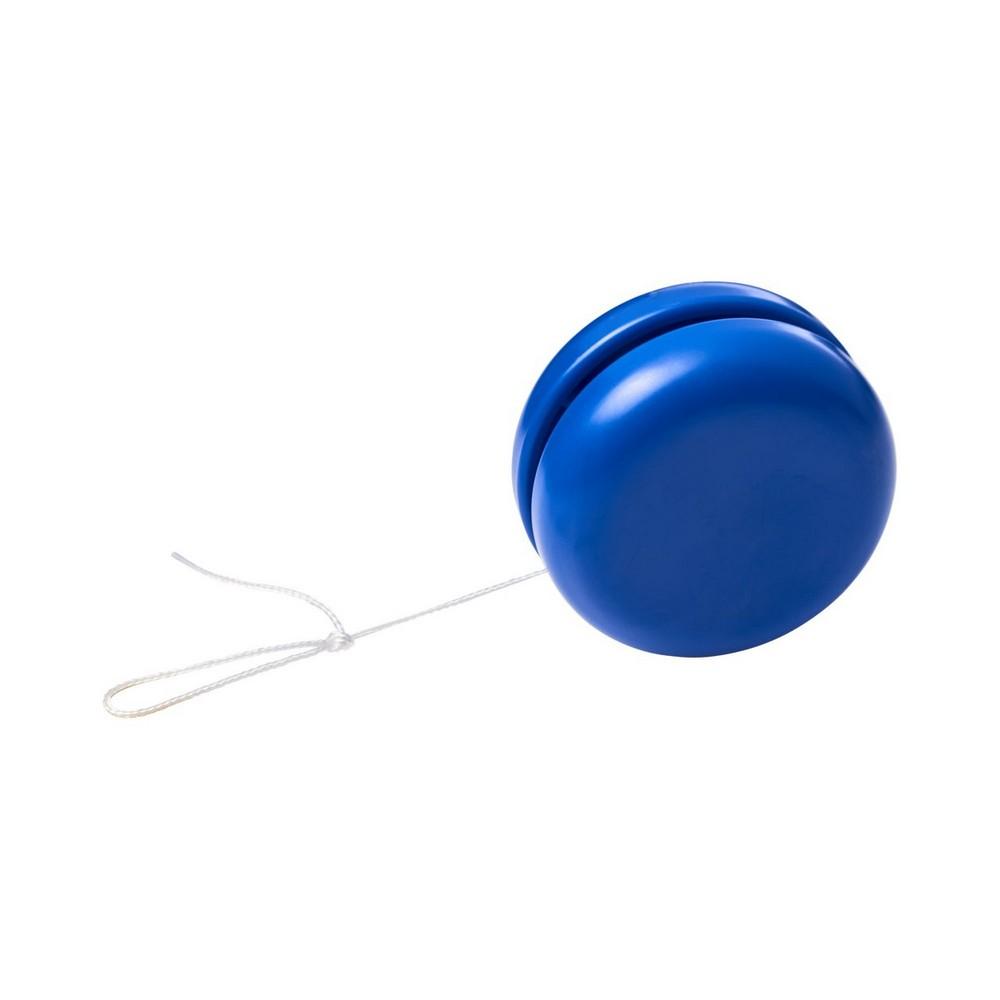 Jo-jo Garo wykonane z tworzywa sztucznego - niebieski