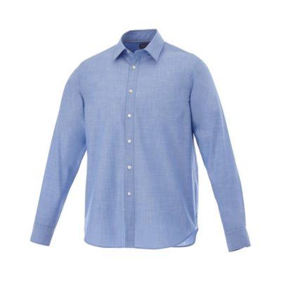 Koszula Lucky - niebieski