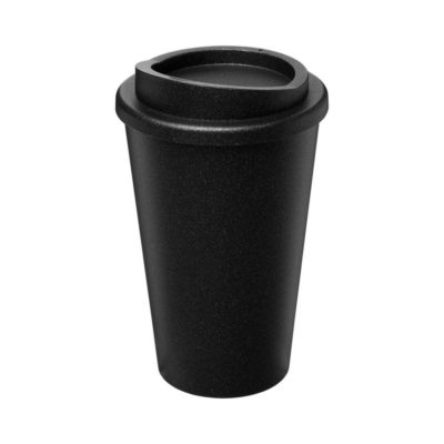Kubek termiczny z serii Americano® Midnight o pojemności 350 ml - czarny