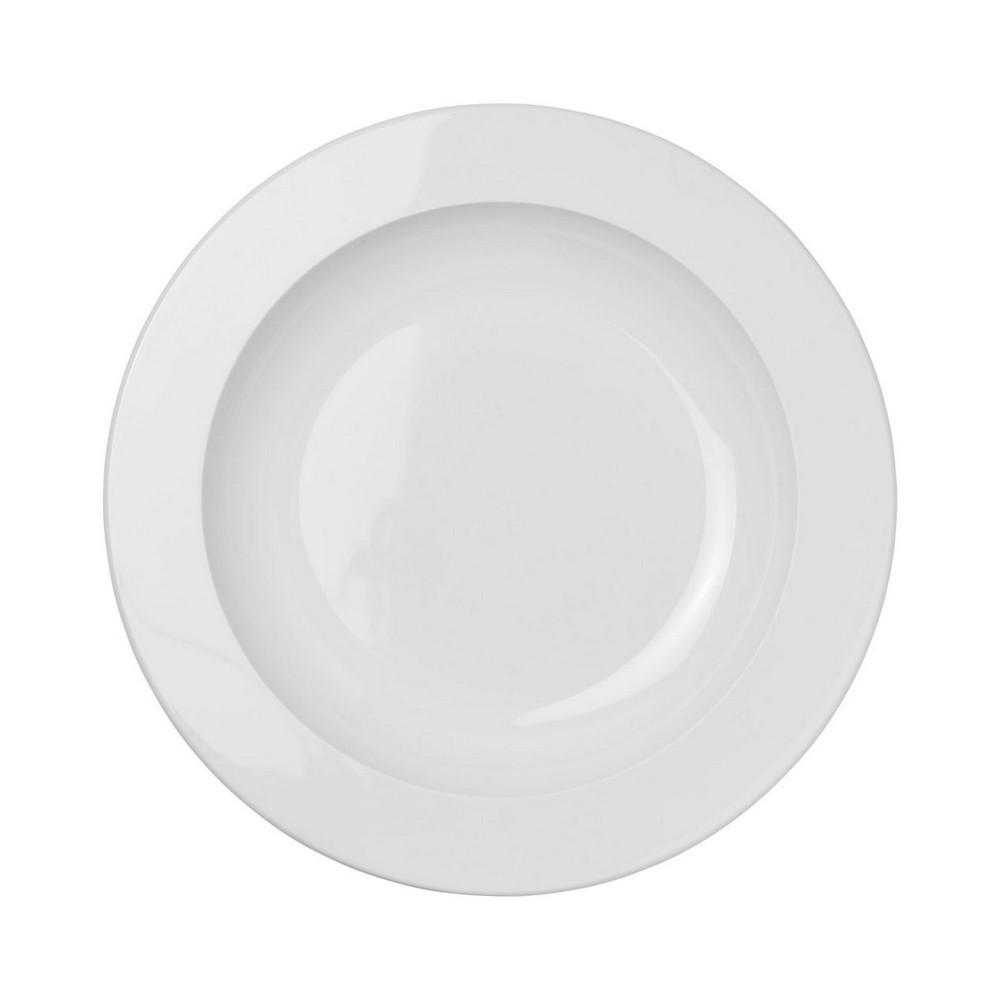 Okrągły plastikowy talerz Pax