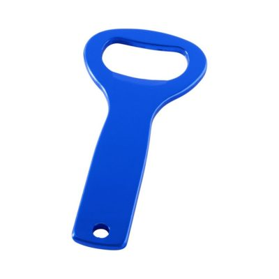 Otwieracz do butelek Bay - niebieski