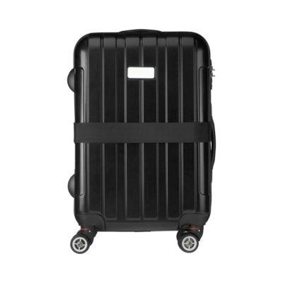 Pasek do walizki Saul - czarny