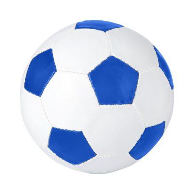 Piłka nożna Curve - niebieski
