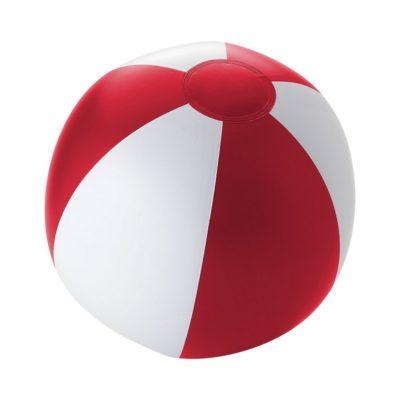 Piłka plażowa Palma - Czerwony