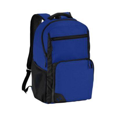 """Plecak na komputer 15.6"""" wolny od PVC - niebieski"""