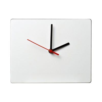 Prostokątny zegar ścienny Brite-Clock®