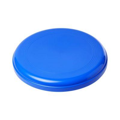 Średnie frisbee Cruz wykonane z tworzywa sztucznego - niebieski