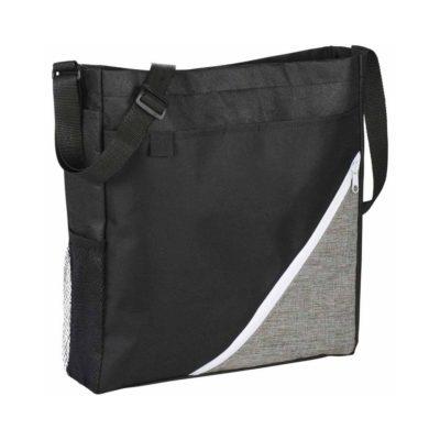 Torba na zakupy Corner Pocket - czarny