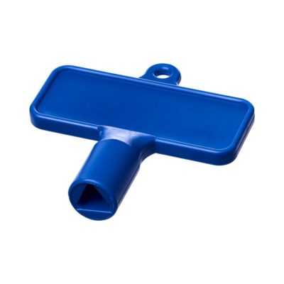 Uniwersalny prostokątny klucz Maximilian - niebieski