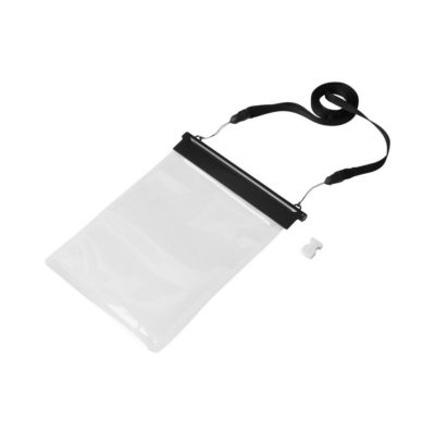 Wodoodporna torba Splash do tabletów mini - czarny
