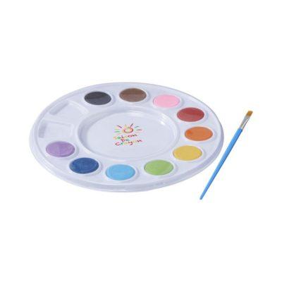Zestaw farb akwarelowych Splash