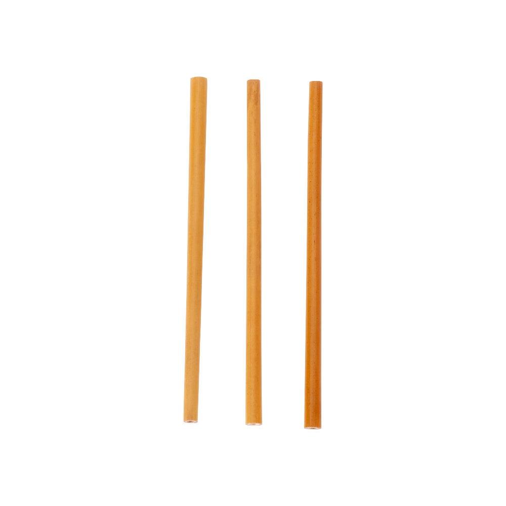 Zestaw słomek bambusowych Nature