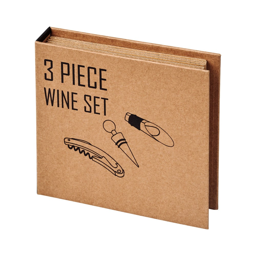 3-częściowy zestaw do wina Reze