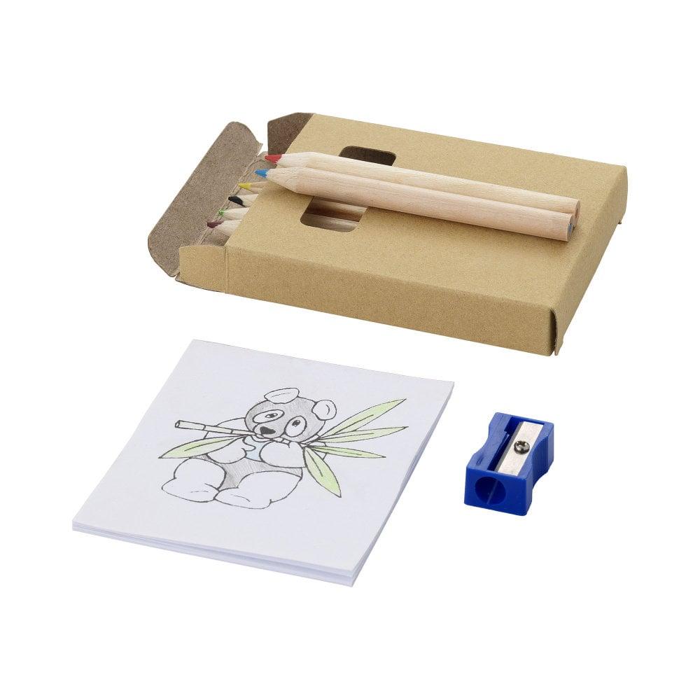 8-elementowy zestaw do malowania i rysunku Streaks