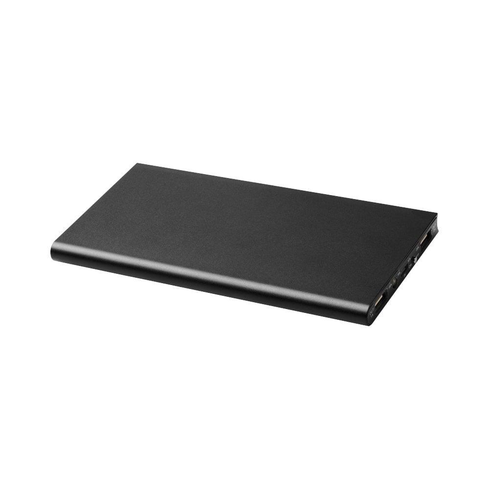 Aluminiowy powerbank Plate 8000 mAh