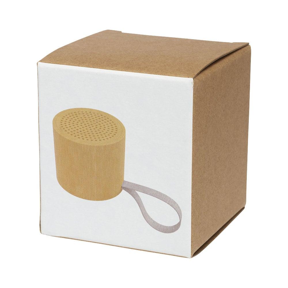 Bambusowy głośnik Bluetooth® Lako