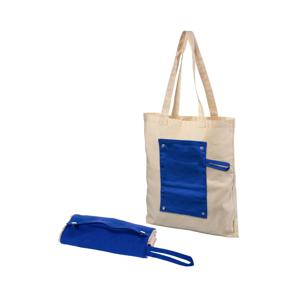zwijana torba zapinana na guzik Snap 180 g/m²