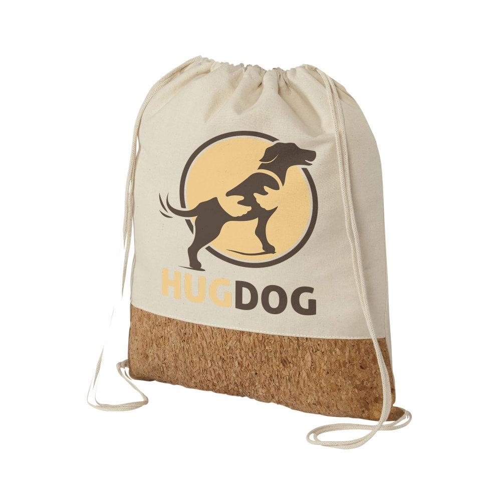Bawełniano-korkowy plecak Woods