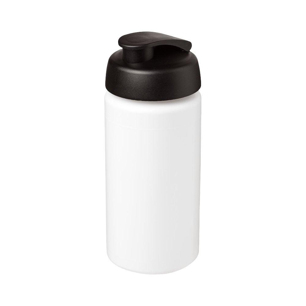 Bidon Baseline® Plus o pojemności 500 ml z wieczkiem zaciskowym i uchwytem