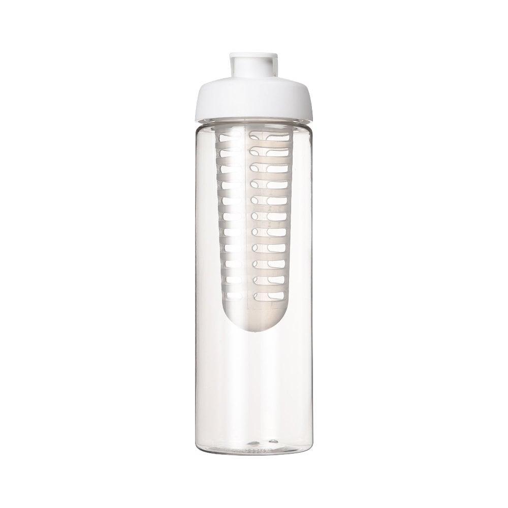 Bidon H2O Base® z o pojemności 850 ml z otwieranym wieczkiem i zaparzaczem