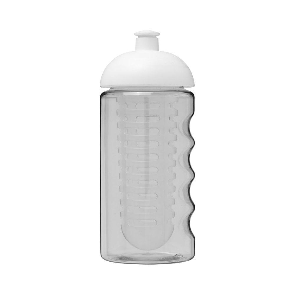 Bidon H2O Bop® o pojemności 500 ml z wypukłym wieczkiem z możliwościąprzyrządzania wody smakowej