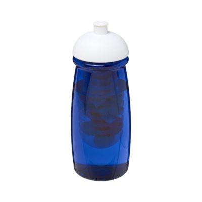 Bidon H2O Pulse® o pojemności 600 ml z wypukłym wieczkiem z możliwościąprzyrządzania wody smakowej