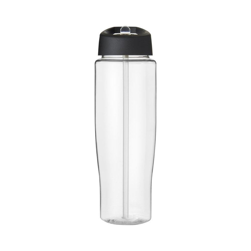 Bidon H2O Tempo® o pojemności 700 ml z wieczkiem z słomką