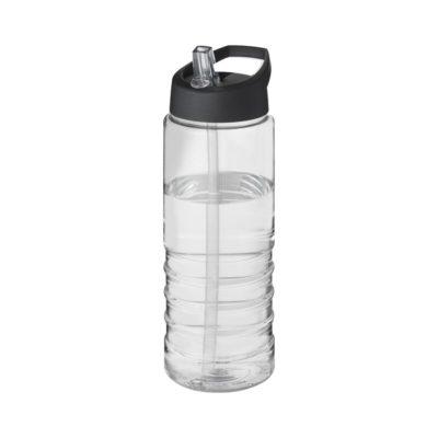 Bidon H2O Treble o pojemności 750 ml z wieczkiem z dzióbkiem