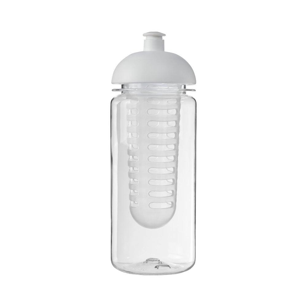 Bidon Octave Tritan™ o pojemności 600 ml z wypukłym wieczkiemz możliwością przyrządzania wody smakowej