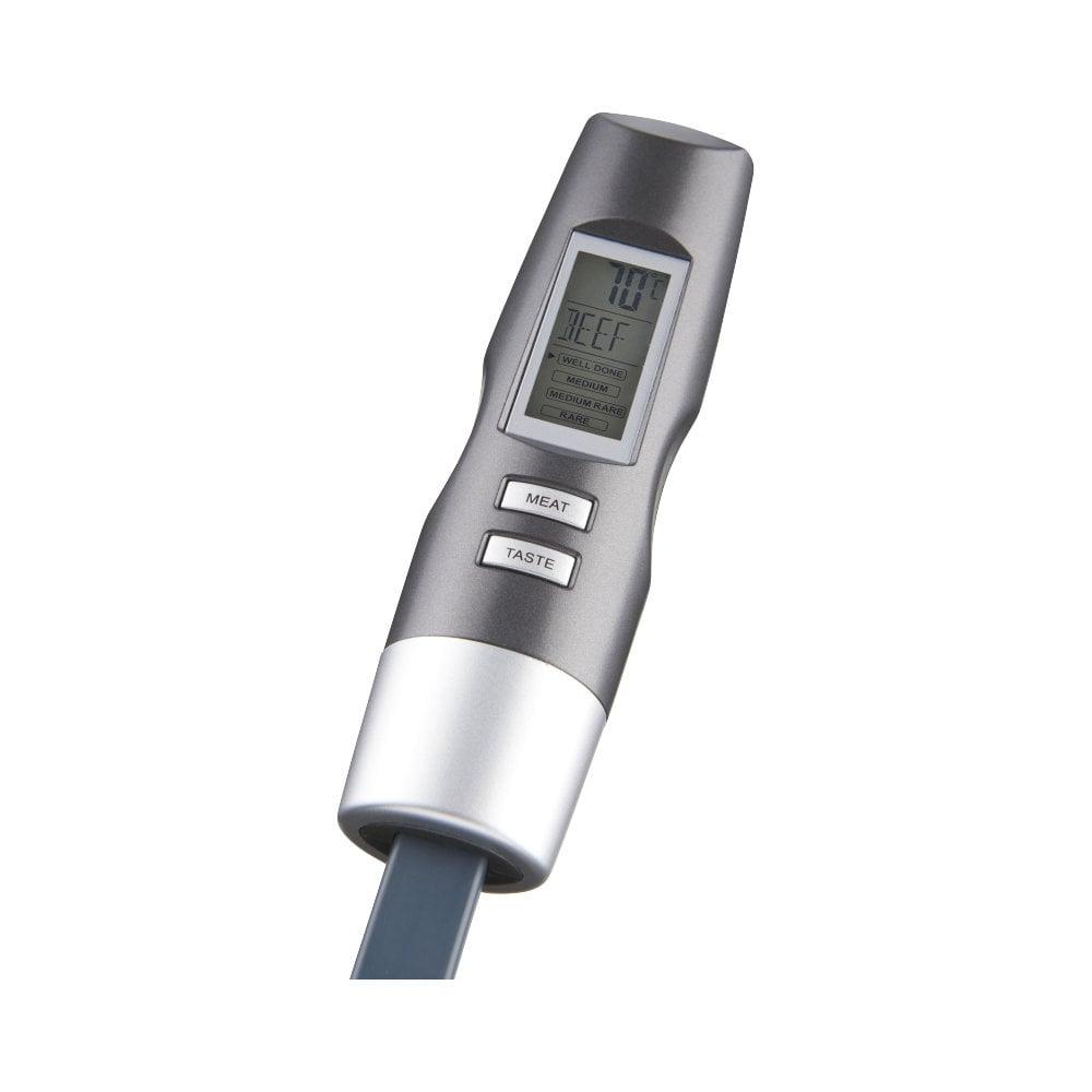 Cyfrowy widelec z termometrem Wells