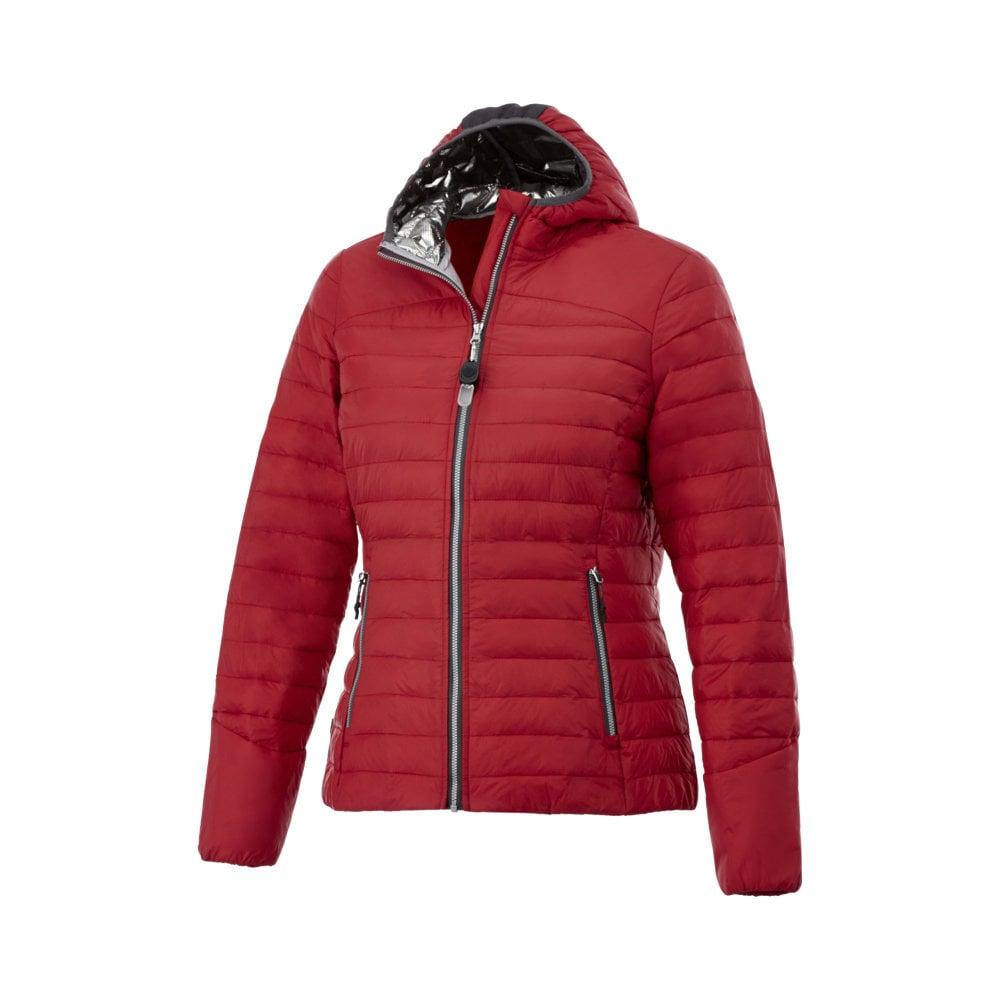 Damska ocieplana kurtka Silverton z woreczkiem do pakowania