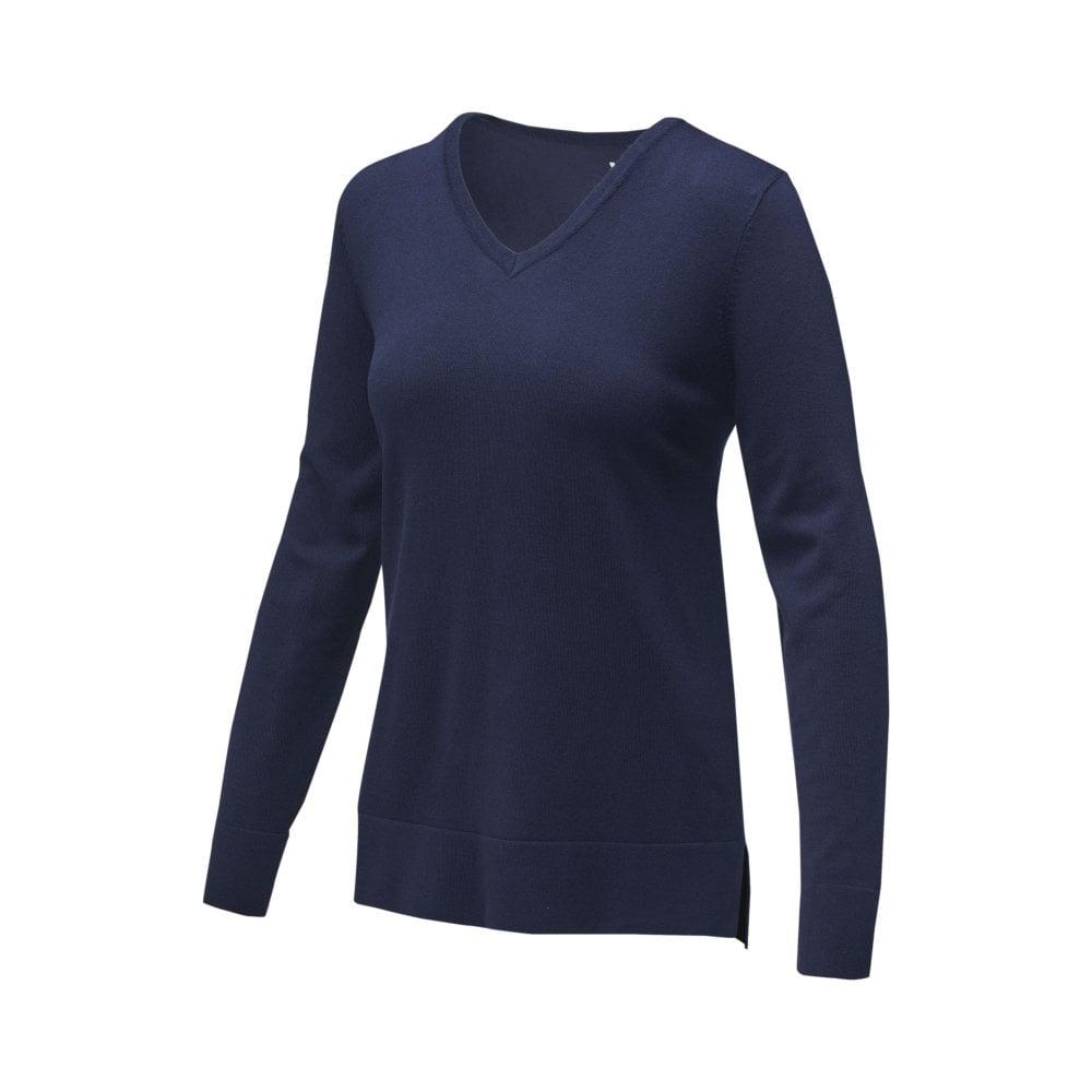 Damski sweter w serek Stanton