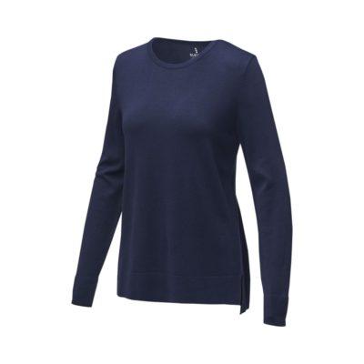Damski sweter z okrągłym dekoltem Merrit