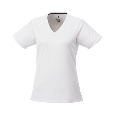 Damski t-shirt Amery z krótkim rękawem z dzianiny Cool Fit odprowadzającej wilgoć