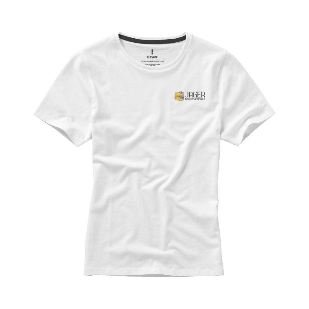 Damski t-shirt Nanaimo z krótkim rękawem