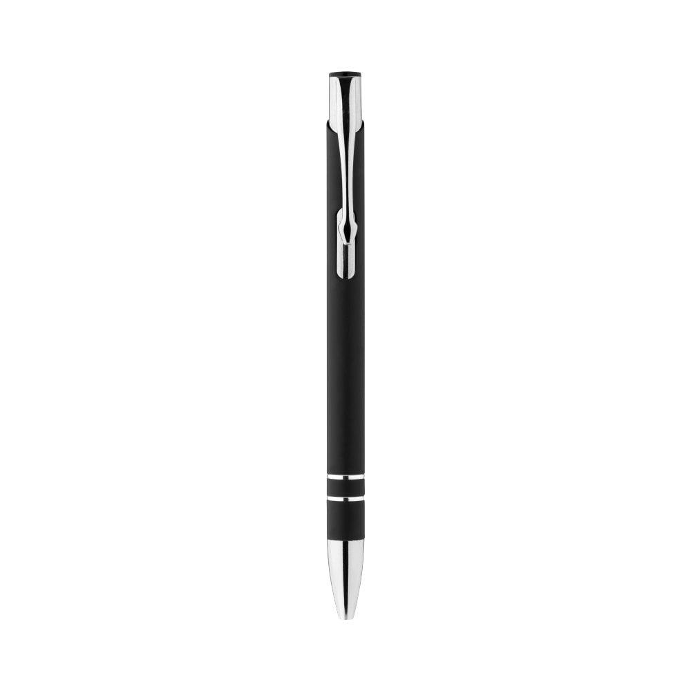 Długopis z gumowaną powierzchnią Corky