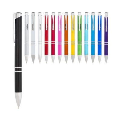 Długopis z plastiku ABS Moneta