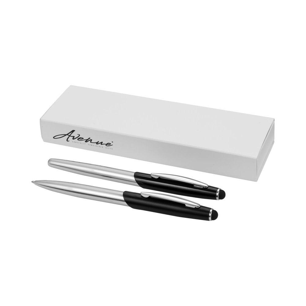Długopis ze stylusem i pióro kulkowe Geneva