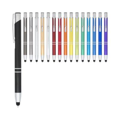 Długopis ze stylusem Moneta