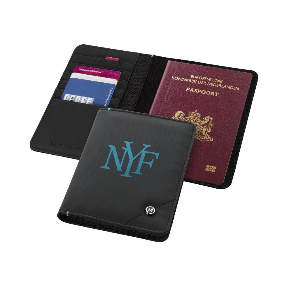 Etui na paszport Odyssey RFID