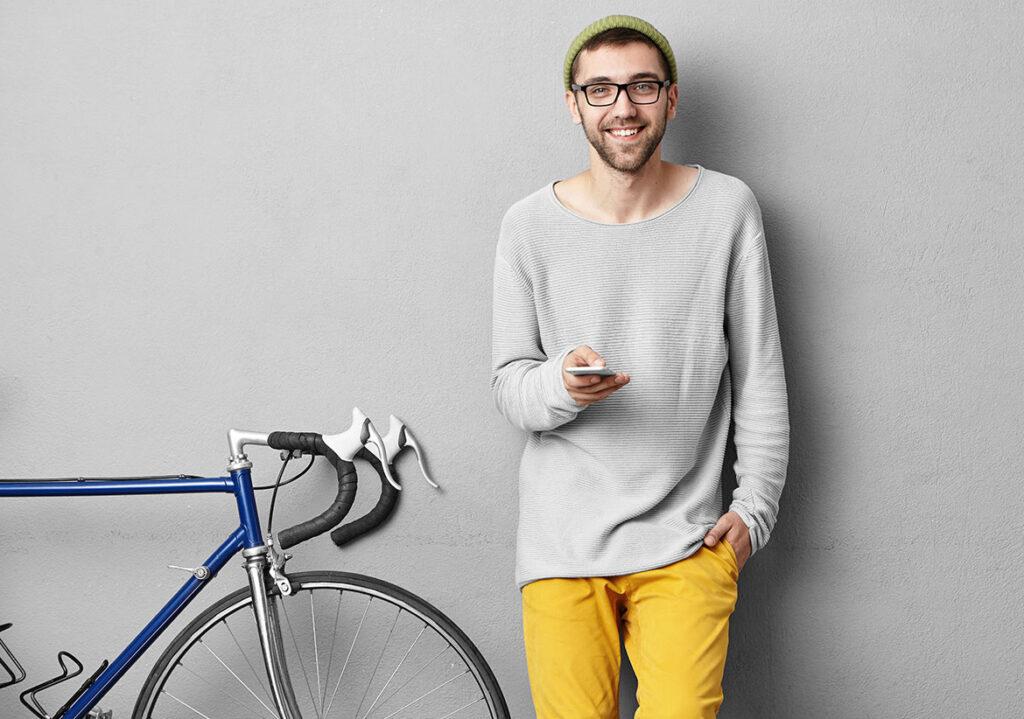 Gadżety na rower blog